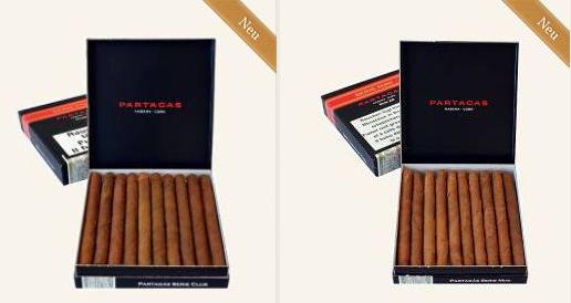 Partagas Series Cigarillos