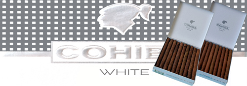 Cohiba White Mini und Club Cigarillos