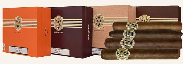 AVO Zigarren-Linien